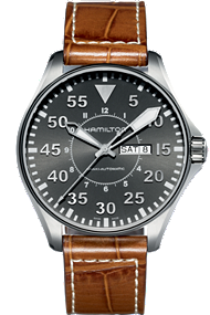 Hamilton Men's Watch - Khaki Pilot