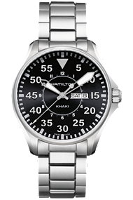 Hamilton Men's Watch - Khaki Pilot 42mm