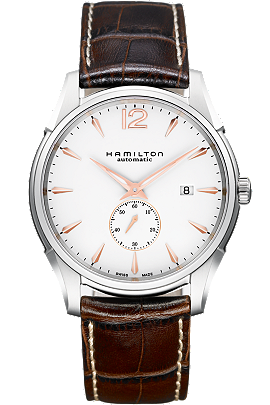 Hamilton Men's Watch - Jazzmaster Slim Petite Seconde