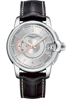 Hamilton Men's Watch - Railroad Petite Seconde