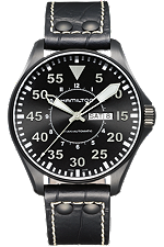 Hamilton Men's Watch - Khaki Pilot 46mm