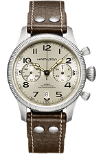 Hamilton Men's Watch - Khaki Conservation Auto Chrono