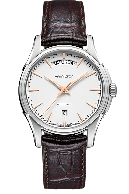 Hamilton Jazzmaster Day Date Auto | H32505511