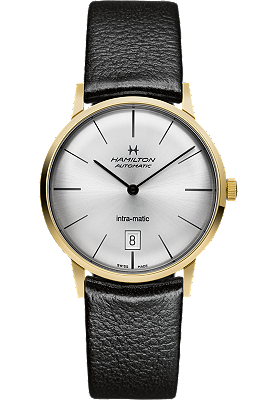 Hamilton Men's Watch - Inter-Matic 38mm