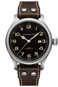 Hamilton Men's Watch - Khaki Field Pioneer 45mm