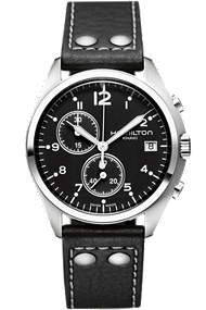 Hamilton Men's Watch - Khaki Pilot Pioneer Chrono