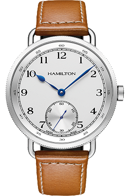 Hamilton Mens Watch - Khaki Navy Pioneer