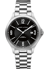 Hamilton Khaki Aviation Automatic | H76665135 at Tourneau
