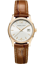 hamilton watches - Jazzmaster lady 34mm two-tone
