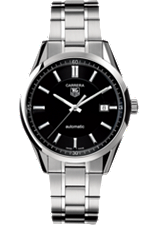 Tag Carrera Automatic 39 mm at Tourneau