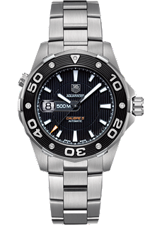 Tag Aquaracer 500 Automatic 43mm at Tourneau