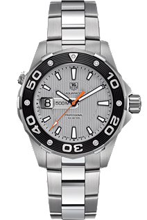 Tag Aquaracer 500 Quartz 43mm watch at Tourneau