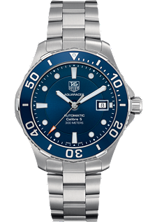 Tag Aquaracer Automatic 41mm at Tourneau