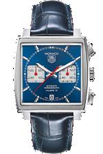 Tag Monaco Automatic Chronograph watch at Tourneau