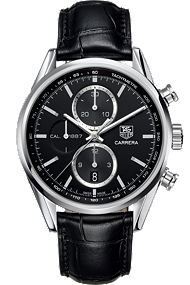 Tag Heuer Carrera Calibre 1887 Chronograph 41 mm