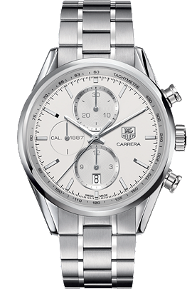 TAG Heuer Carrera Calibre 1887 Chronograph 41 mm at Tourneau