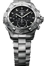 Tag Aquaracer Grande Date Chronograph 43mm watch