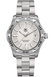 Tag Aquaracer 39mm at Tourneau