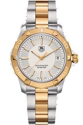 Tag Heuer Aquaracer 39mm watch at Tourneau