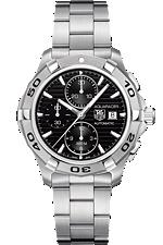 Tag Aquaracer Automatic Chronograph 42mm watch at Tourneau