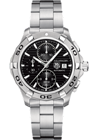 Tag Aquaracer Automatic Chronograph 42mm watch at Tourneau
