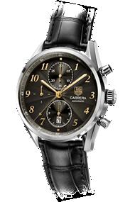 TAG Carrera Heritage Automatic Chronograph Tourneau Limited Edition