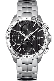 Link Automatic Chronograph 43mm at Tourneau