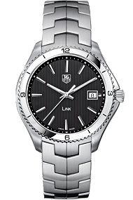 Tag Link 40mm watch at Tourneau