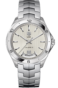 Tag Link Day-Date Automatic 42mm at Tourneau