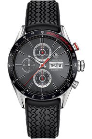 Carrera Calibre 16 Day-Date Monaco Grand Prix Limited Edition Chronograph at Tourneau