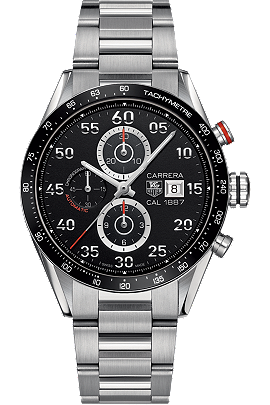 Carrera Calibre 1887 at Tourneau | TAG Heuer CAR2A10.BA0799