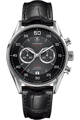 Carrera Calibre 36 Chronograph Fly Back at Tourneau | CAR2B10.FC6235