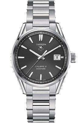 TAG Heuer CARRERA Calibre 5 Automatic Watch WAR211C.BA0782