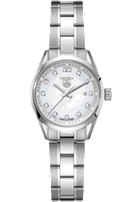 Tag Heuer Carrera Diamond Dial Quartz 27mm