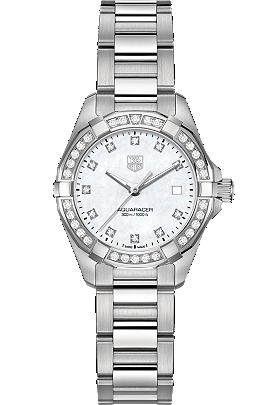 TAG Heuer Aquaracer with Diamonds WAY1414.BA0920