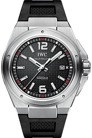 IWC Ingenieur Automatic Mission Earth watch