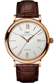 IWC Watch - Portofino Automatic Red Gold