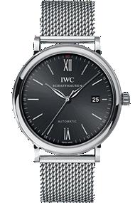 IWC Portofino  Automatic Stainless Steel watch