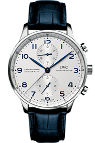 IWC watch - Portuguese Chronograph Automatic