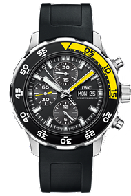 IWC watch - Aquatimer Chronograph Automatic
