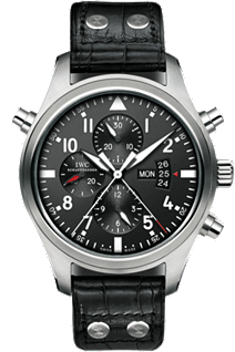 IWC Pilot's Double Chronograph Automatic watch