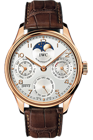 IWC Portuguese Perpetual Calendar, Perpetual Moonphase watch