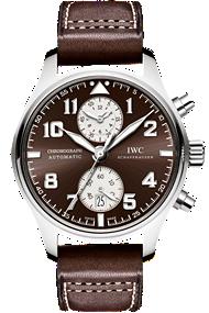 IWC | Pilot's Watch Chronograph Edition Antoine de Saint Exupery | IW387806