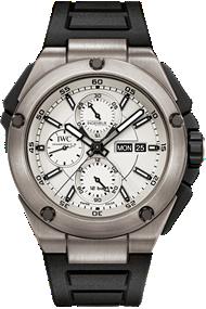 IWC | Ingenieur Double Chronograph Titanium | IW386501