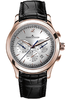 Jaeger-LeCoultre Master Chronograph Rose Gold Watch