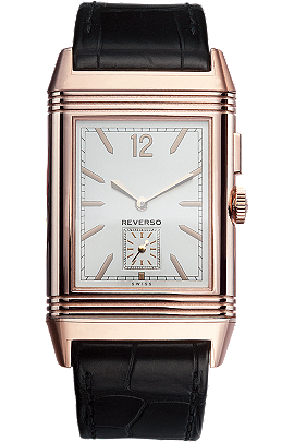 Grande Reverso Ultra Thin Duo at Tourneau | 378.25.20