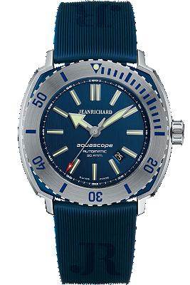 JEANRICHARD Aquascope Blue Dial | 60400-11B401FK4A