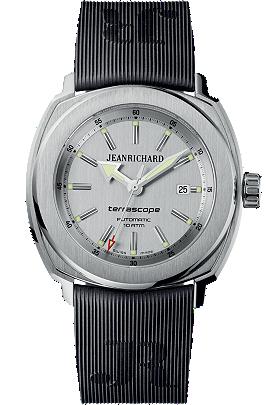 JEANRICHARD Terrascope Silver Dial | 60500-11-201FK6A