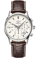Column-Wheel Chronograph at Tourneau