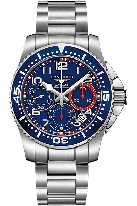 HydroConquest at Tourneau | L3.696.4.03.6 Longines